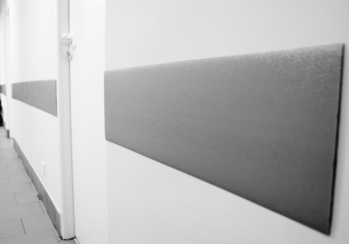Świeże Odbojnice ścienne płaskie - Odbojnice ścienne - Oferta - Clean&Eco TY01